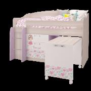 Кровать-чердак малый (УНИ) -2-