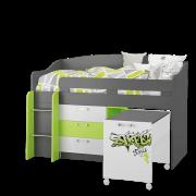 Кровать-чердак малый (УНИ)2