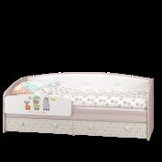 Кровать-софа с бортиком