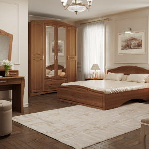 Спальня «Виола-2 Браун»