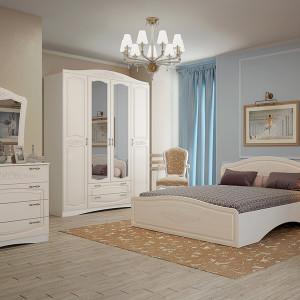 Спальня «Виола-2 Жемчуг»