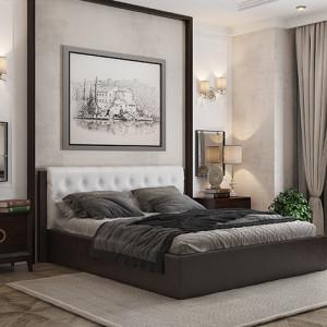 Кровать Стефани интерьер