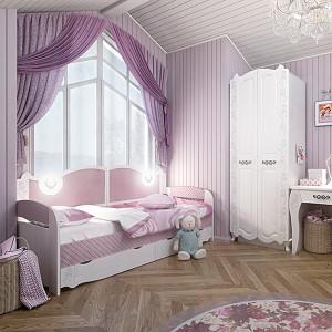 "Подростковая комната ""Розалия"""