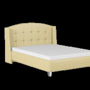 кровать каролина беж